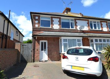 Thumbnail 3 bed semi-detached house for sale in Graystone Road, Whitstable