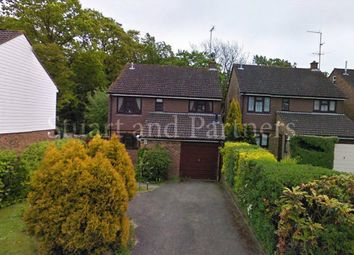 Thumbnail 4 bed detached house to rent in Johnson Drive, Burgess Hill