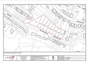 Thumbnail Land for sale in New School Road, Garnant, Ammanford