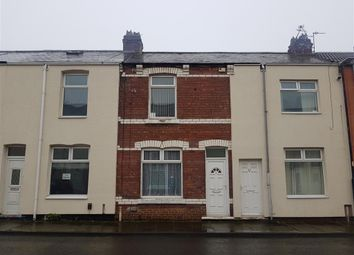 Thumbnail 2 bed terraced house for sale in Derby Street, Hartlepool