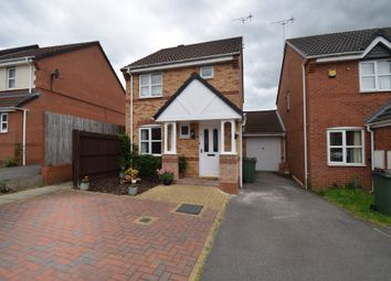 3 bed link-detached house for sale in Pipistrelle Way, Oadby, Leiscester LE2