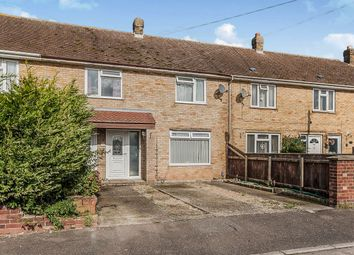 Thumbnail 3 bedroom terraced house for sale in Cocketts Drive, Wisbech