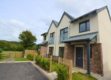 Thumbnail 3 bed semi-detached house to rent in Longstem Drive, Dartington, Totnes
