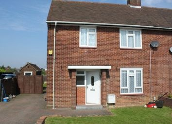 Thumbnail 3 bed semi-detached house to rent in Abbotswood Road, Luton
