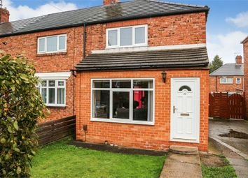 Thumbnail 2 bed end terrace house for sale in Cambridge Avenue, Hebburn, Tyne And Wear