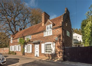 Thumbnail 4 bed detached house for sale in Village Road, Denham Village, Denham, Buckinghamshire