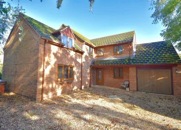 Thumbnail 4 bed detached house to rent in Chase Hill, Geddington, Kettering