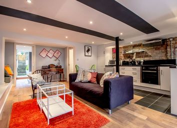 Thumbnail 1 bed flat to rent in Erlanger Road, London