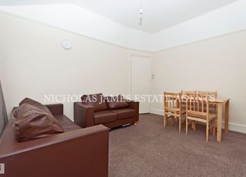 Thumbnail 3 bed flat to rent in Brunswick Park Road, New Southgate