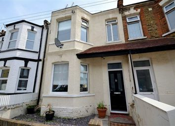 Thumbnail 3 bed terraced house for sale in Crescent Road, Margate, Kent