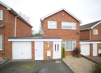 Thumbnail 3 bedroom property for sale in Hilton Close, Stirchley, Telford