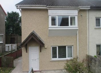 Thumbnail 2 bed semi-detached house to rent in Cumberland Road, Hensingham, Whitehaven, Cumbria