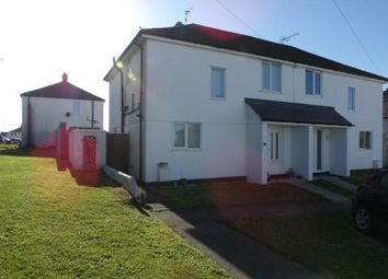 Thumbnail 3 bed semi-detached house for sale in St. Eval, Wadebridge, Cornwall