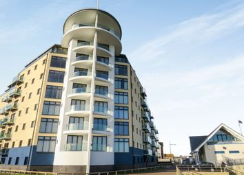Thumbnail 2 bedroom flat for sale in West Quay, Newhaven