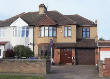 Thumbnail 6 bed semi-detached house for sale in Windsor Avenue, Grays
