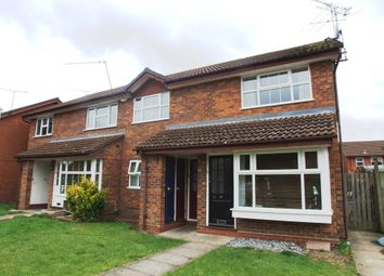 Thumbnail 2 bed maisonette to rent in Lysander Close, Woodley, Reading
