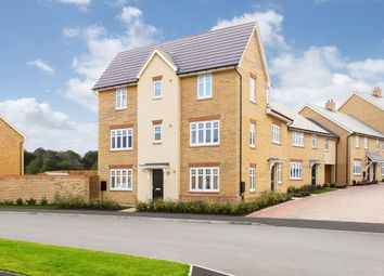 "Thumbnail 3 bedroom end terrace house for sale in ""Brentford"" at Southern Cross, Wixams, Bedford"