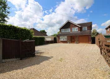 Thumbnail 4 bedroom detached house for sale in Stoke Road, Poringland, Norwich