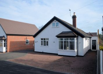 Thumbnail 3 bed bungalow for sale in Burton Road, Woodville
