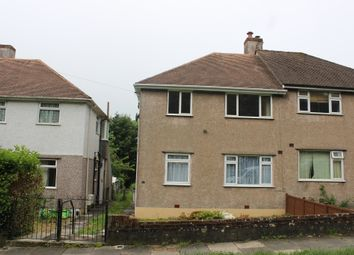 Thumbnail 2 bedroom flat for sale in Vicarage Gardens, Plymouth