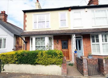 Thumbnail End terrace house for sale in Rudolph Road, Bushey WD23.