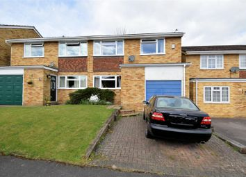 Thumbnail 4 bedroom semi-detached house for sale in Newbery Close, Tilehurst, Reading
