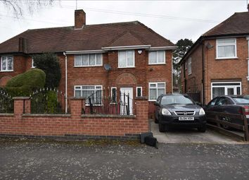 Thumbnail 6 bedroom semi-detached house for sale in Wicklow Drive, Leicester