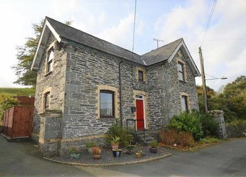 Thumbnail 3 bed detached house for sale in The School House, Ysbyty Ystwyth, Ystrad Meurig