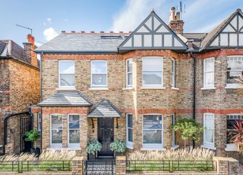 Kingsley Avenue, London W13. 4 bed semi-detached house for sale