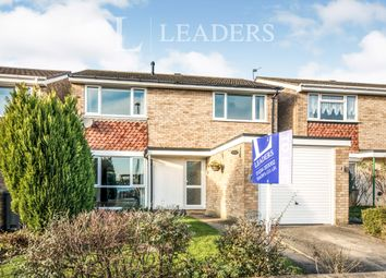 Thumbnail 4 bed detached house to rent in Bamburgh Drive, Putnoe