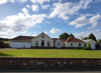 Thumbnail 4 bed detached bungalow for sale in Old Gainsborough Road, Everton, South Yorkshire
