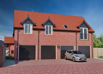 Thumbnail 2 bed flat for sale in Martham Road, Hemsby, Great Yarmouth