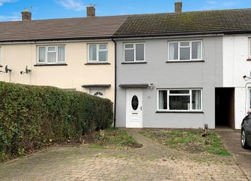 Thumbnail 3 bed terraced house for sale in Blakeney Crescent, Melton Mowbray