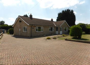 Thumbnail 3 bed detached bungalow for sale in Church Street, Baston, Peterborough