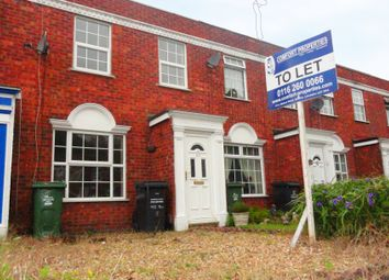 Thumbnail 2 bed terraced house to rent in Wolsey Way, Syston