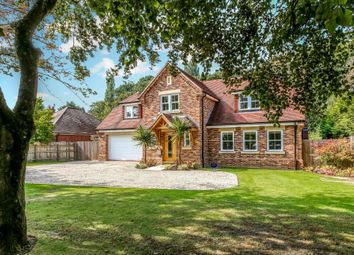 Thumbnail 4 bed detached house for sale in The Street, Bramley