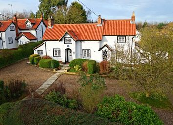 Thumbnail 4 bed detached house for sale in West Ella Road, West Ella, Hull