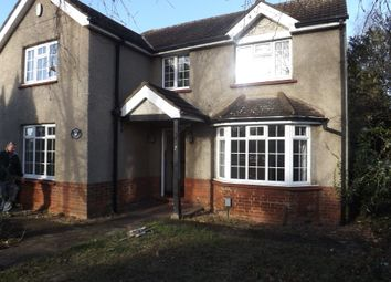 Thumbnail 4 bed detached house to rent in Cambridge Road, Bedford