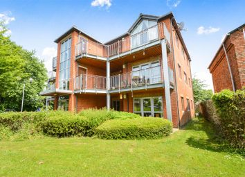 Thumbnail 2 bed flat for sale in Dudley Whenham Close, Syston, Leicester