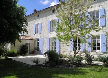 Thumbnail 8 bed property for sale in Barbezieux Saint Hilaire, Poitou-Charentes, France