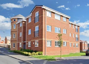 Thumbnail 1 bed flat for sale in Beauchamp Drive, Newport, Isle Of Wight