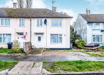 Thumbnail 3 bed end terrace house for sale in Bringhurst Road, Leicester