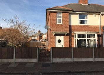 Thumbnail 3 bed semi-detached house for sale in Blandford Avenue, Long Eaton, Nottingham