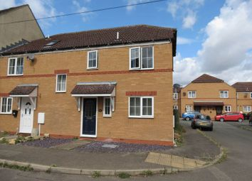 Thumbnail 3 bed semi-detached house for sale in Eastgate, Bourne
