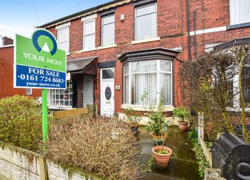 Thumbnail 3 bed terraced house for sale in Dumers Lane, Radcliffe, Manchester