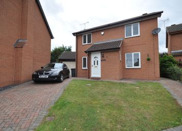 Thumbnail 3 bedroom detached house to rent in Ivy Grove, Horninglow, Burton-On-Trent