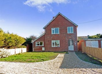 Thumbnail 3 bed detached house for sale in Colwell Road, Freshwater, Isle Of Wight