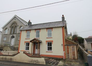 Thumbnail 3 bed detached house for sale in Pencader, Carmarthenshire