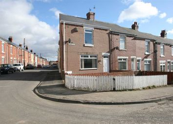 Thumbnail 2 bed end terrace house to rent in Garden Terrace, Stanley, County Durham