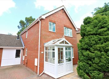 Thumbnail 3 bed detached house for sale in Yeats Way, Dereham